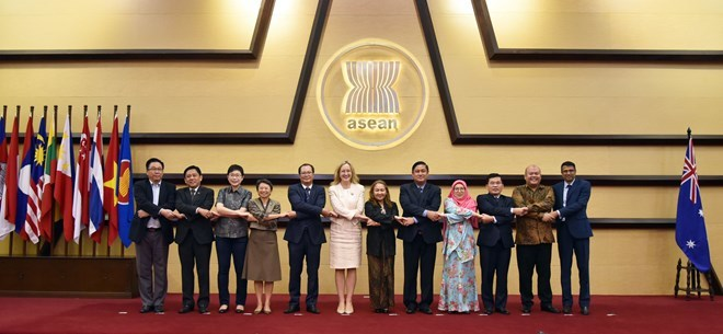 ASEAN-Australia Joint Cooperation Committee holds 9th meeting