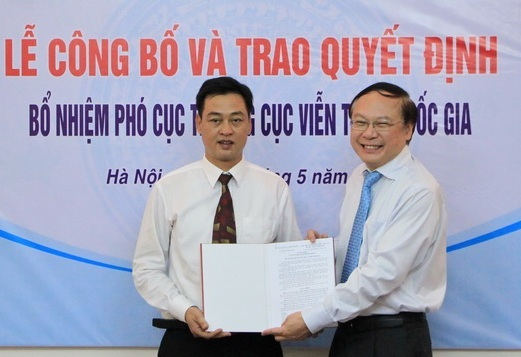 Bộ Tài nguyên Môi trường bổ nhiệm nhiều nhân sự