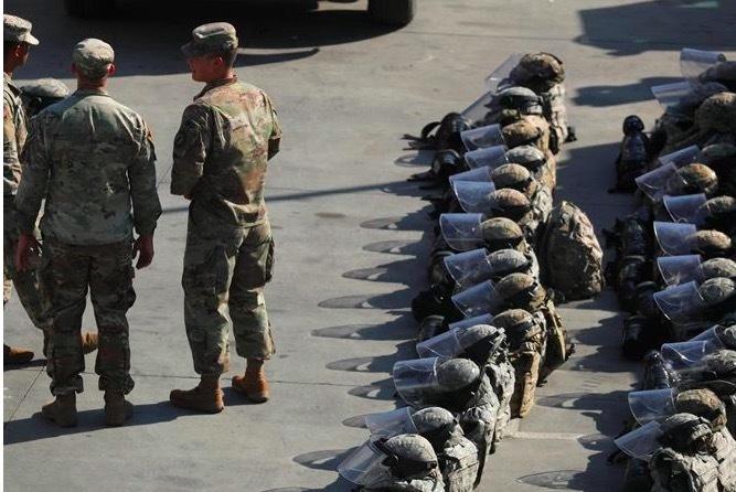Quân đội Mỹ,hàng 'fake',Trung Quốc