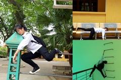 """Nữ sinh Bắc Giang """"kiệt sức vì học thi"""" được bạn bè đồng cảm"""