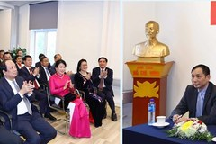 Prime Minister meets Vietnamese community in Norway