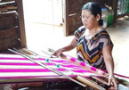 Ede ethnic people preserve traditional brocade weaving craft