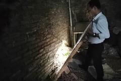 Đô thị ở Vĩnh Phúc nhận bùn nhà dân, xã báo cáo 'bỏ sót' thiệt hại