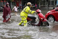 Dự báo thời tiết 27/5: Nhiều tỉnh miền Bắc có mưa lớn