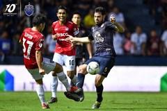 Buriram 1-0 Muangthong: Xuân Trường vào sân (H2)