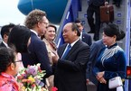 Prime Minister Nguyen Xuan Phuc starts official visit to Sweden