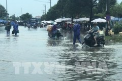 Quang Ninh: Rain-caused flooding leaves one missing