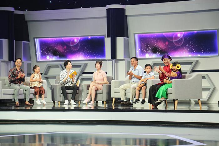 bố là số 1,bố là số 1 tập 3,Hari Won,Trịnh Thăng Bình,Thành Lộc,Hữu Châu