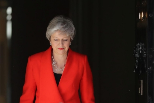 Theresa May,thủ tướng Anh,Thủ tướng Anh Theresa May,Brexit,EU,Liên minh Châu Âu,Anh