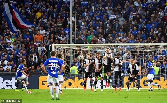 Juventus chia tay HLV Allegri bằng trận thua muối mặt
