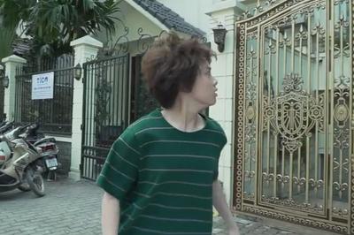 Fan 'Về nhà đi con' lo lắng khi Bảo Hân lao thẳng vào máy quay