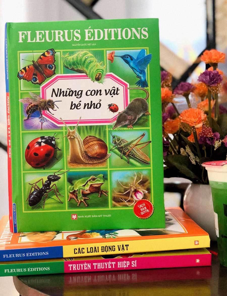 6 cuốn sách giúp trẻ say mê tìm hiểu kiến thức trong mùa hè