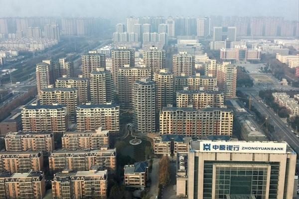 Bong bóng bất động sản ám ảnh giấc mộng Trung Hoa