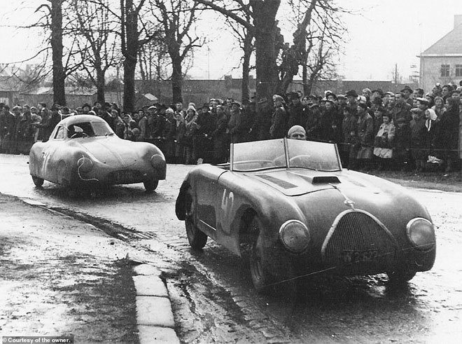 Porsche,Porsche lâu đời nhất,xe cổ
