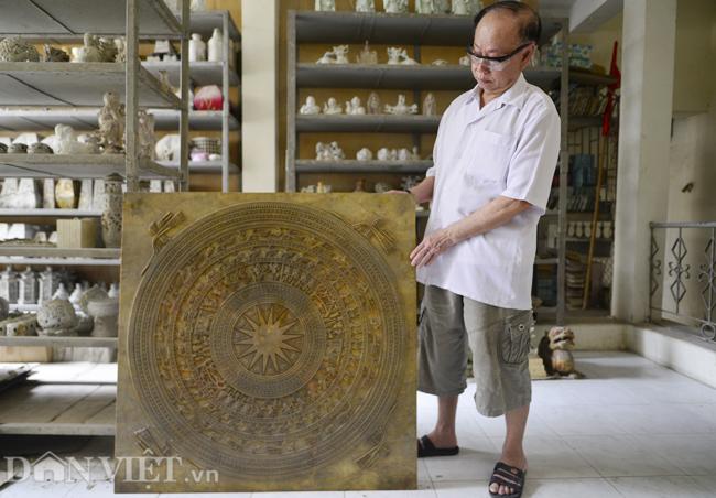 Chiêm ngưỡng bộ lư lọ được đại gia TQ định giá 15 tỷ đồng