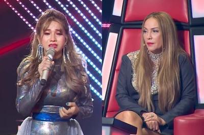 Thí sinh 'Giọng hát Việt' bị chỉ trích mắc bệnh 'ngôi sao'
