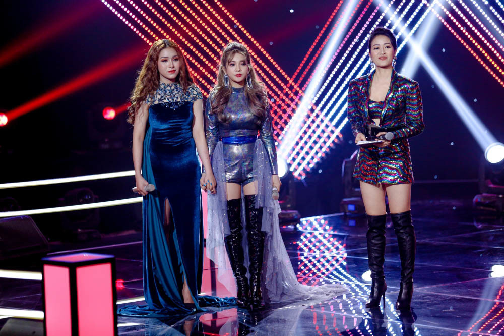 Thanh Hà,The Voice,Giọng hát Việt