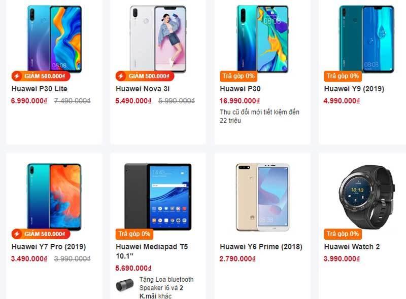 Nhật Cường tan tác, Huawei chịu cuồng nộ, đại gia di động số 1 thắng đậm