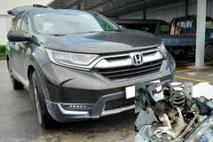 Honda CR-V 2018: Từ lỗi 'rỉ sét' tới 'tự bốc cháy'