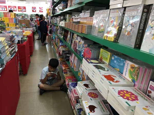 Children's books released for summer holiday