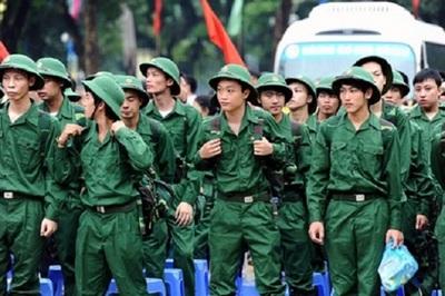 Bấm lỗ tai, xăm hình có được đi nghĩa vụ quân sự?