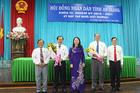 Ông Nguyễn Thanh Bình được bầu giữ chức Chủ tịch tỉnh An Giang