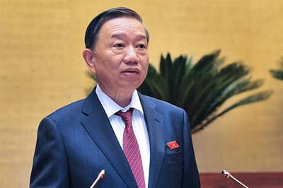 Bộ trưởng Công an cùng 4 bộ trưởng được đề xuất trả lời chất vấn