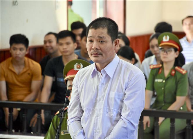 6 năm tù cho đối tượng khủng bố chống chính quyền và tàng trữ vũ khí