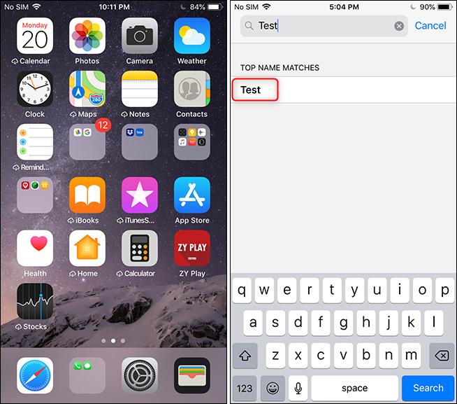 Cách xóa một hoặc nhiều số điện thoại cùng lúc trên iPhone