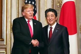 Ông Trump hoan nghênh Nhật hòa giải mâu thuẫn Mỹ - Iran