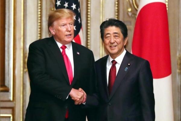 Mỹ - Iran,Mỹ,Iran,Nhật Bản,Donald Trump,Shinzo Abe,đàm phán,ngoại giao,hòa giải,thương mại,căng thẳng