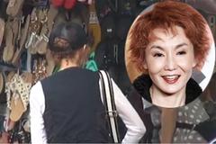 Trương Mạn Ngọc mua giày, nội y ở hàng ven đường giữa tin đồn phá sản