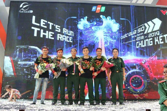Military Technical Academy team wins digital race
