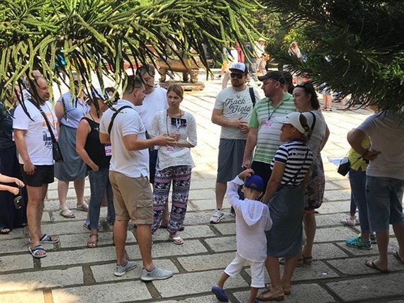 Vietnam welcomes 7.3 million foreign tourists in Jan-May period
