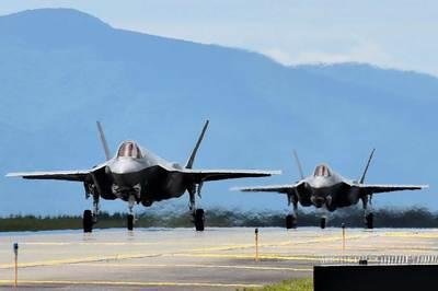 Nhật định mua 105 chiến cơ Mỹ, loại vài nghìn tỷ mỗi chiếc