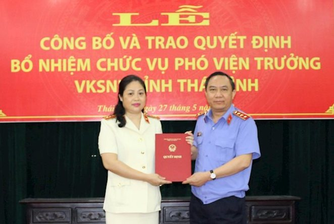 nhân sự,bổ nhiệm,Thanh tra Chính phủ