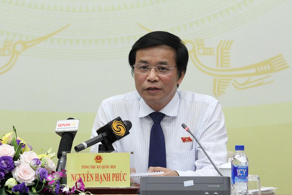 4 Bộ trưởng: Công an, GTVT, Xây dựng, Văn hóa sẽ trả lời chất vấn