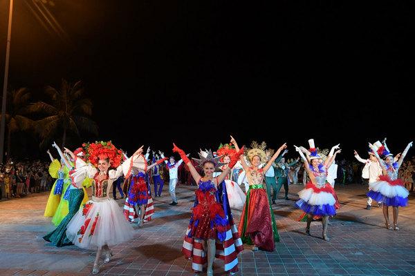 Tháng 6, Đà Nẵng không chỉ rực rỡ lễ hội pháo hoa