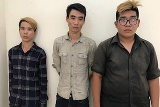 Băng nhóm chém phụ nữ, cướp xe SH ở Sài Gòn