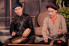 Bringing traditional music to Vietnam's youth