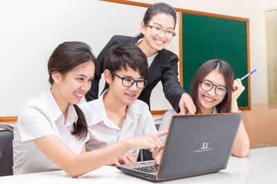 Học trực tuyến giúp trẻ sớm thích nghi với Tin học