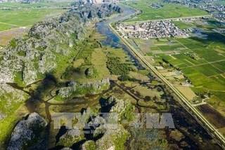 Van Long Wetland Nature Reserve