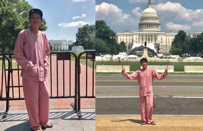 Con trai ruột Hoài Linh tiết lộ thói quen của 'danh hài trăm tỷ' khi sang Mỹ