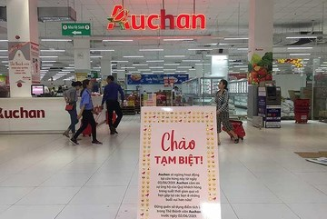 Foreign retailers feeling the heat of Vietnam's market