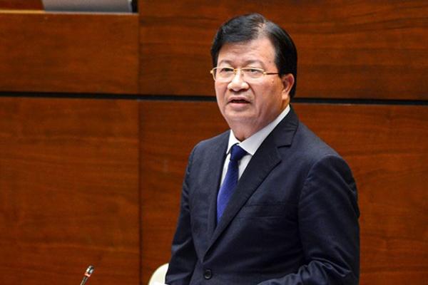 đất đai,luật đất đai,Phó Thủ tướng,Trịnh Đình Dũng
