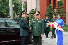 Việt-Trung quyết tâm cùng xây dựng môi trường hòa bình trên Biển Đông