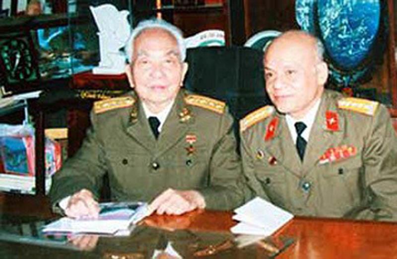 Đại tá Nguyễn Huyên - nguyên Trợ lý Đại tướng Võ Nguyên Giáp từ trần