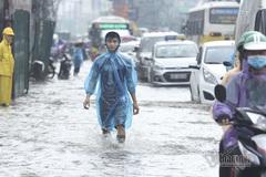 Dự báo thời tiết 28/5: Hà Nội mưa to và dông