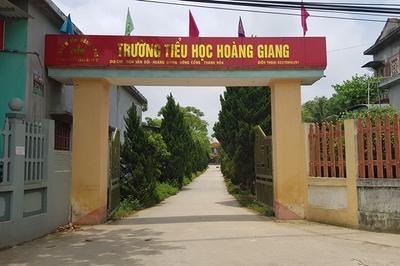 Trả lại hàng trăm triệu thu tiền buổi 2 cho phụ huynh ở Thanh Hóa