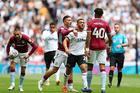 Aston Villa 0-0 Derby County: Villa ép sân (H1)